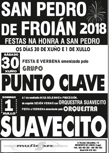 CARTEL-FIESTAS-SAN-PEDRO-DE-FROIAN-2018