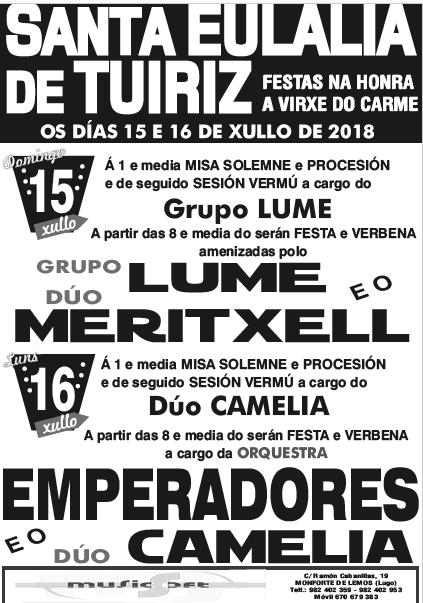CARTEL-FIESTAS-SANTA-EULALIA-DE-TUIRIZ-2018
