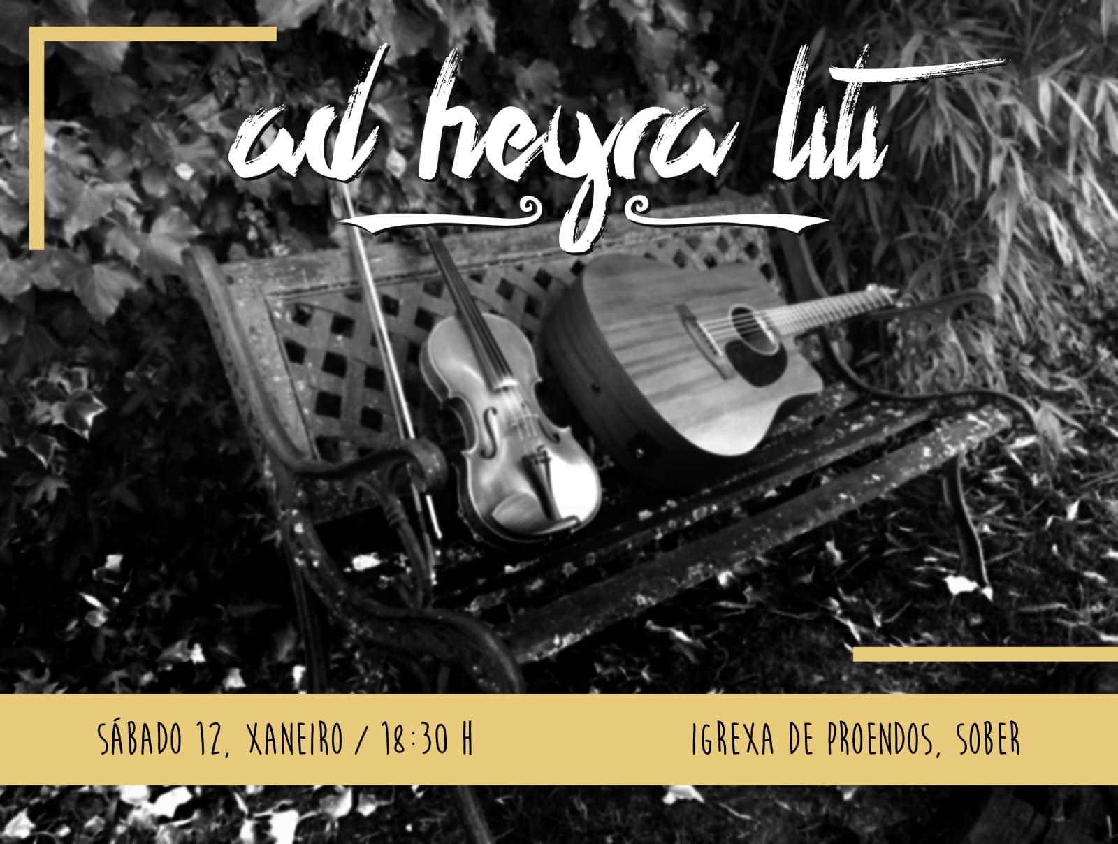 AD HEYRA LITI - FIESTAS DE SAN AMARO PROENDOS (SOBER) 2019