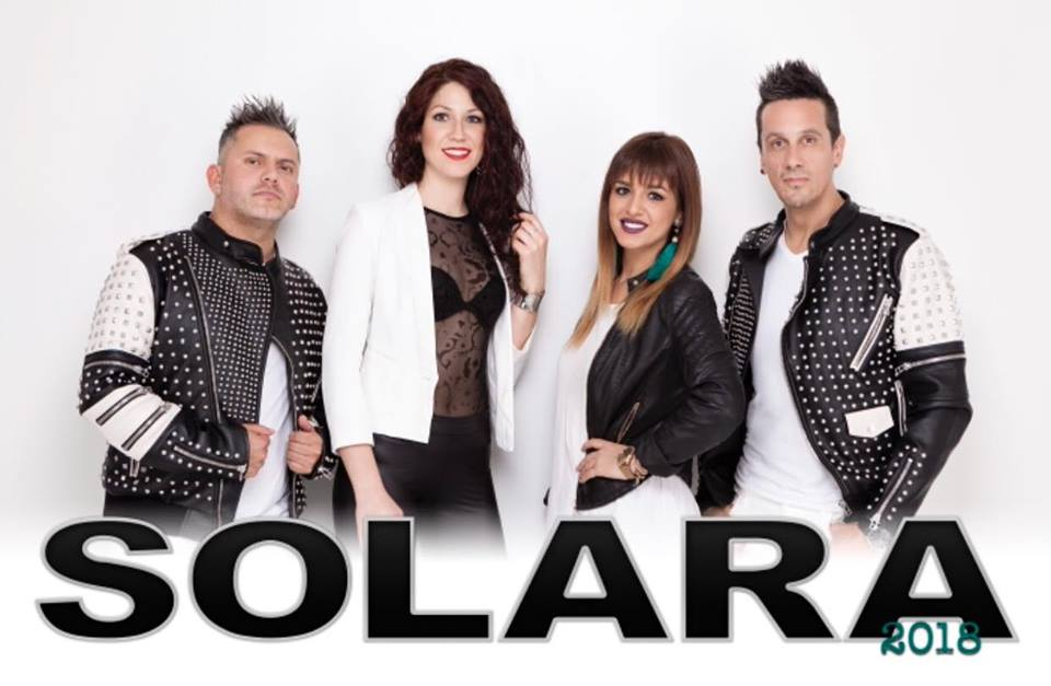 ORQUESTA SOLARA (CANTANTES) 2019